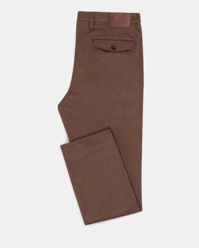 Made-to-measure trousers, tailored by Alferano