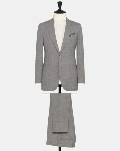 Tailor-made suit by Alferano