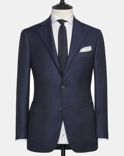 Tailor-made jacket by Alferano