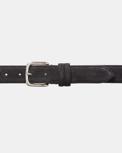 Alferano leather belt, made in Italy